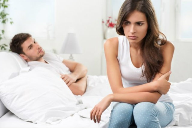 Ознаки вагітності: різке зниження сексуального лібідо