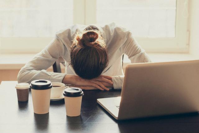 Хронічна втома як одна з ознак вагітності