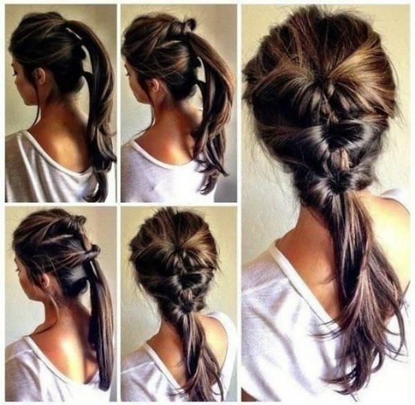Зачіски на 1 вересня дівчинці