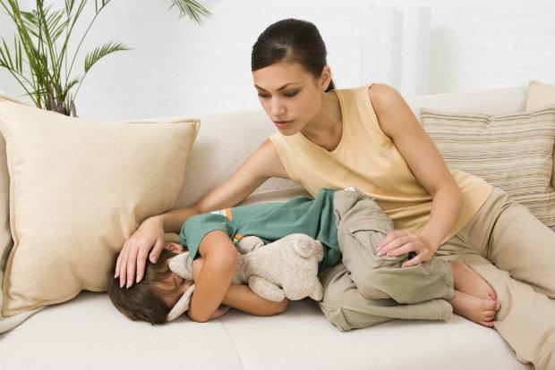 Допомога при харчовому отруєнні дитини