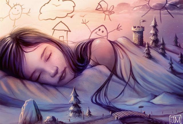 Чому дитина говорить уві сні