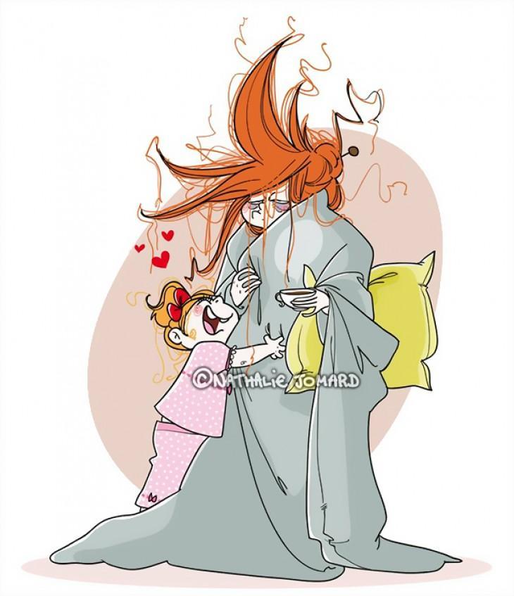 безсонні ночі мами