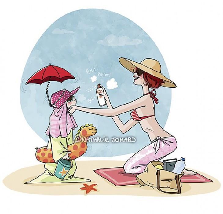 літній відпочинок з дитиною